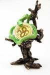 Lunar II Schlange 1 Oz Gold Baum Special Tree