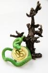 Lunar Schlange Snake 1 Oz gold Special